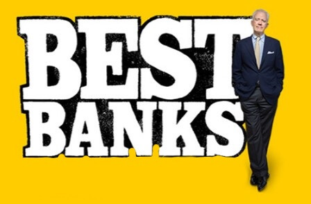 2016 Ranking of Best Banks for Bad Credit